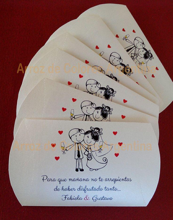 """Cajas modelo """"almohadita"""" para kit de rescate para invitados"""