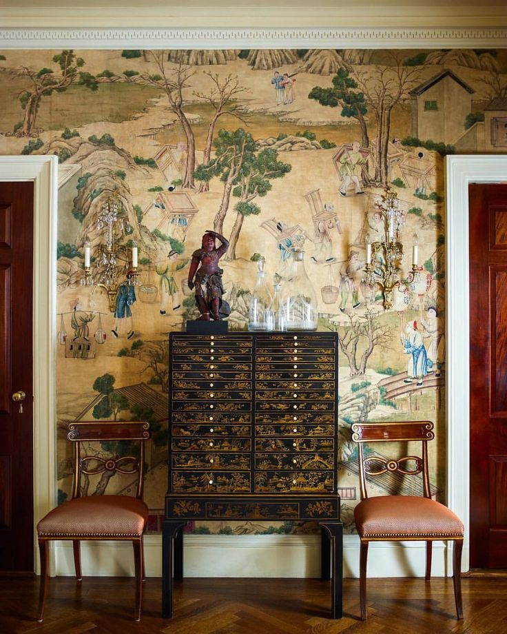 "832 Likes, 16 Comments - Cullman & Kravis, Inc. (@cullmankravis) on Instagram: ""Chinoiserie chic for the Upper East Side⠀ Photo by @ericpiasecki ⠀ ⠀ ⠀ ⠀ ⠀ ⠀ ⠀ ⠀ ⠀ ⠀ ⠀ #design…"""