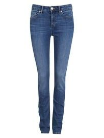 Straight Sarah | Cubus | Norge #jeans #denim #pants #pretty #stylish #style #blue #cubus