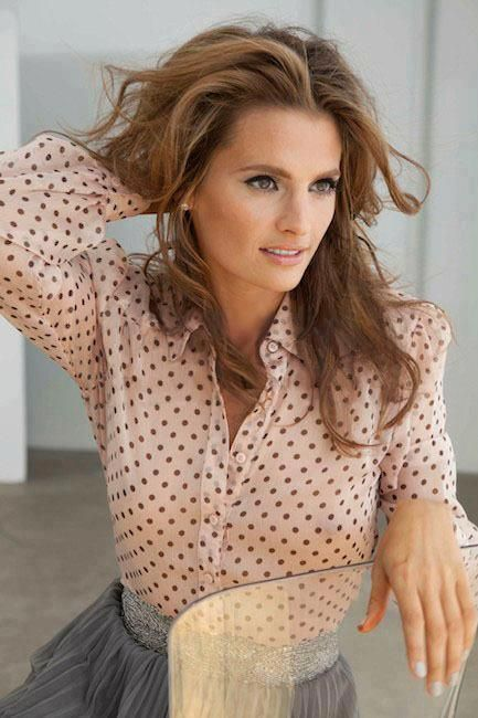Stana freaking Katic