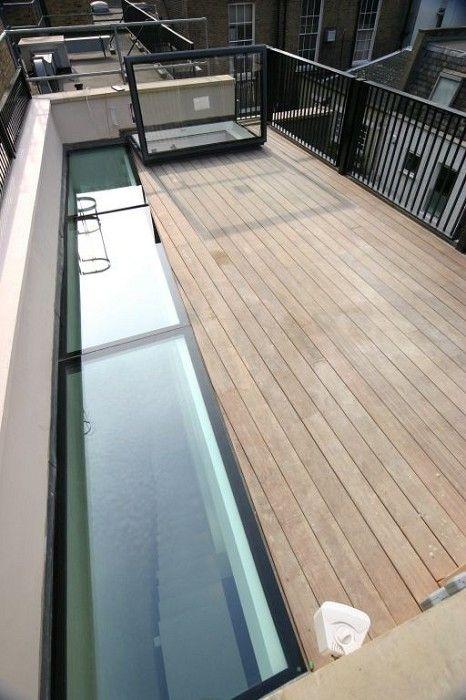 Glazing Vision Europe (product) - Modulaire Lichtstraat (met ventilatie, beloopbaar glas, daktoegang of zonwerend glas) - PhotoID #163225