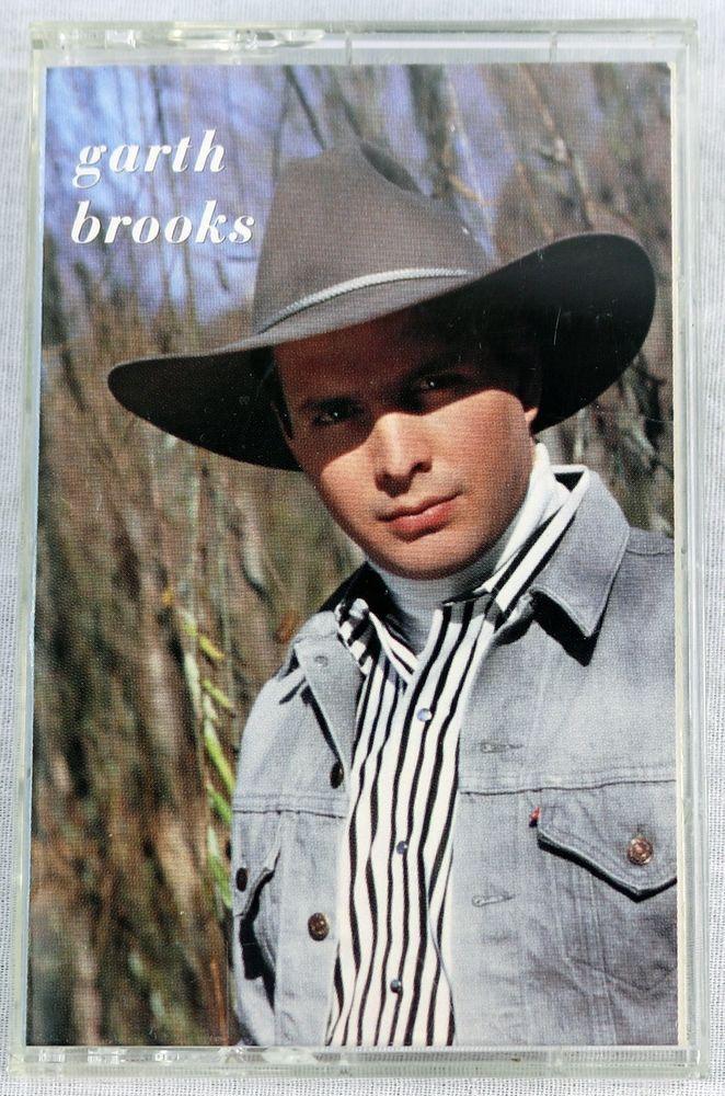 Garth Brooks 1989 Garth Brooks Album Cassette Country Music Capitol Records NM #ContemporaryCountry
