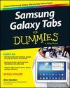 Samsung Galaxy Tabs For Dummies Cheat Sheet