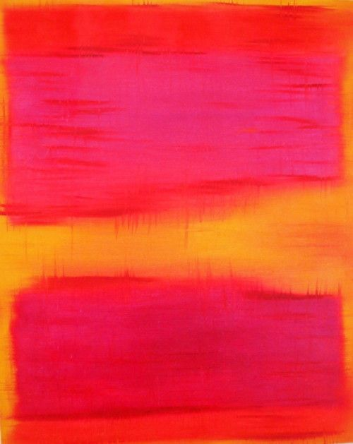Bright Baby loves bright colours, Mark Rothko  #BrightBaby www.bright-baby.com