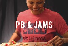 Megan Gibson of PB&Jams creates some of the most delicious nut butters in Philly. TRISCUIT supports her because she focuses on simple ingredients and we believe that, just like us, she's made for more.