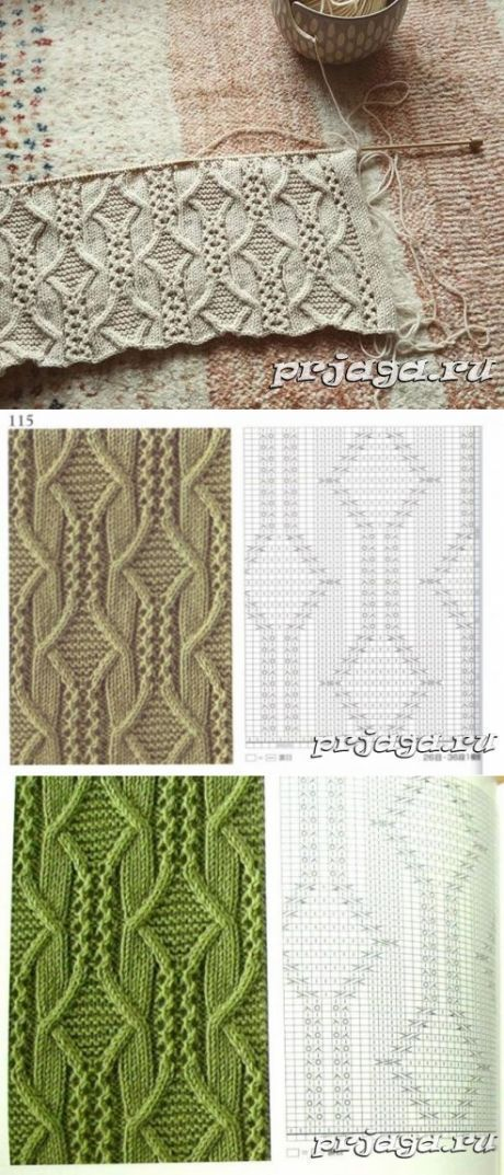 This Pin Was Discovered By | Knit | Pinterest | Dos agujas, Tejido y ...
