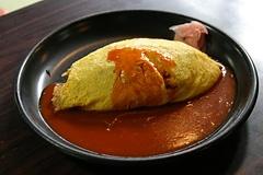 Hokkyokusei - Famous Osaka Omu-rice
