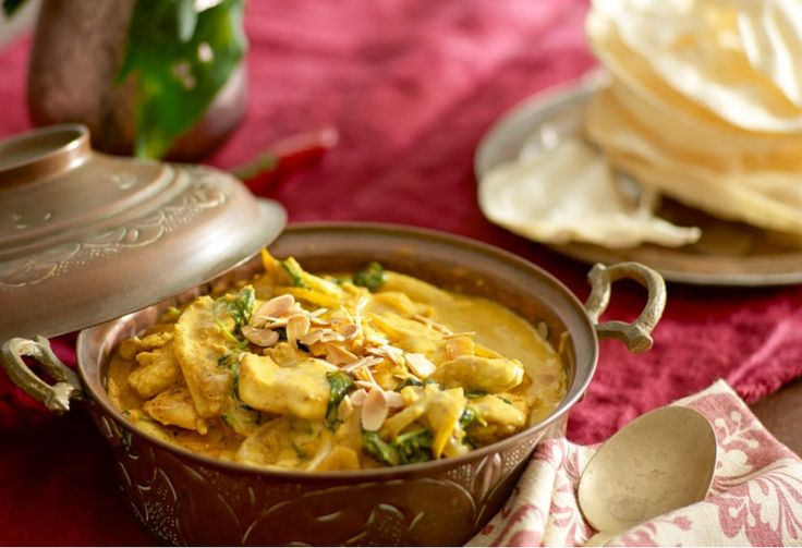 With a fast and tasty curry recipe like this, they'll never be a reason for takeaway ever again!