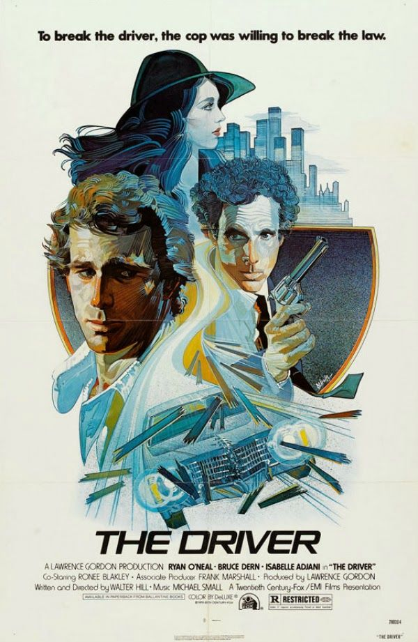 The Driver (1978) Poster