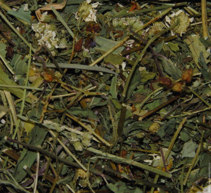 Купить Травяной сбор Ароматерапия (зверобой, мята, ромашка, иван-чай... - аромат приятный запах