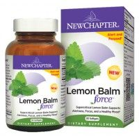 Dr Oz Lemon Balm Tea for sleep & relaxation. Without harsh side effects like with OTC Sleep Aids.