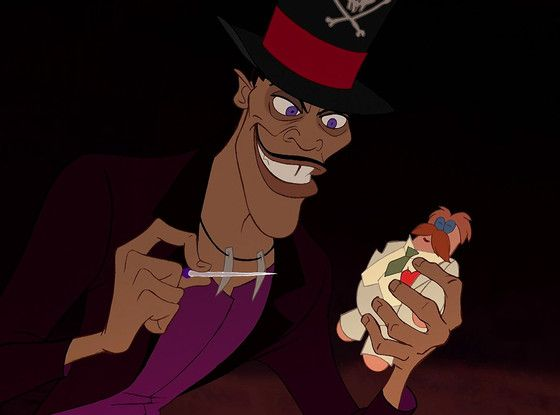 Doctor Facilier, The Princess and the Frog
