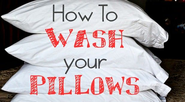 How to Wash Pillow? This article is about how to wash pillow. Washing pillow is as important as washing any other fabric. You wash your bed sheets regularly to wash off the dirt and germs present there. But, we always forget about pillows that we use daily. Washing pillow is important as we keep it under our head... #CleanSilver, #Dishwasher, #RemoveNailPolish, #WashAPillowInTheWashingMachine, #WashPillow, #WashPillowPet, #WashPillowsInWasher, #WashYourPillows, #WhitenPillo