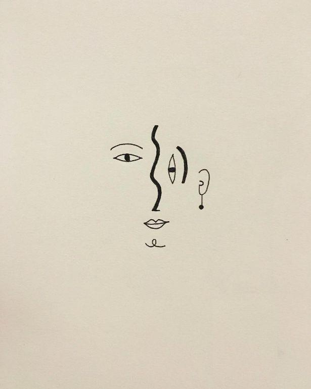 Les illustrations de Blanca Miró montrent des filles simples dessinées simplement | The Creators Project