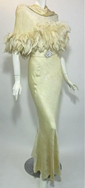 1930's Evening Dress