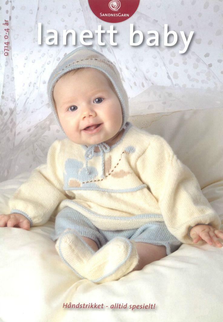 Sandnes Garn. Lanett Baby 0714 - 紫苏 - 紫苏的博客