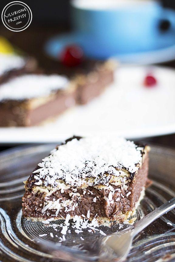 Kaszak - ciasto z kaszy manny - delikatnie, nie za słodkie, mięciutkie i co najważniejsze BŁYSKAWICZNE w przygotowaniu :) http://ulubioneprzepisy.com/2015/04/30/kaszak-ciasto-z-kaszy-manny/