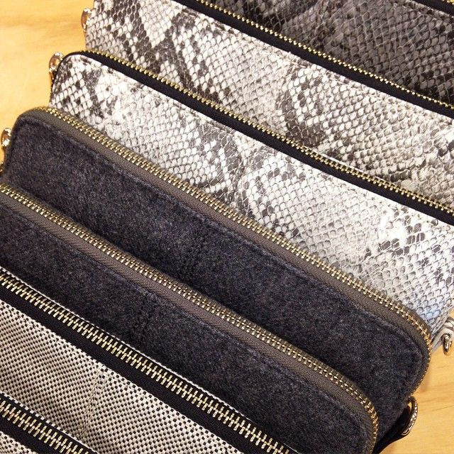 Elms & King: crossover bags/clutch Available at Santina's both stores - Penshurst and Leichhardt, NSW, Australia - www.santinas.com.au
