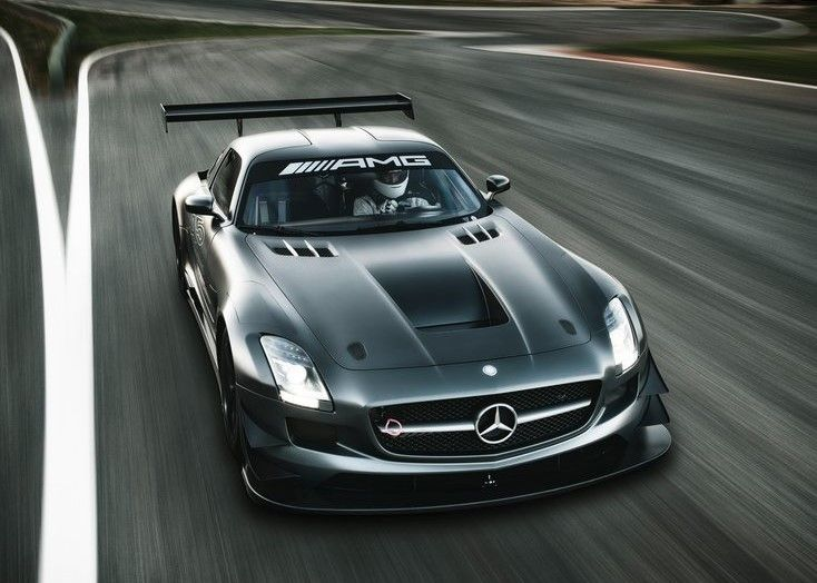 Mercedes Benz Sls Amg Anniversary  Widescreen Exotic Car Wallpapers Of  Selstation