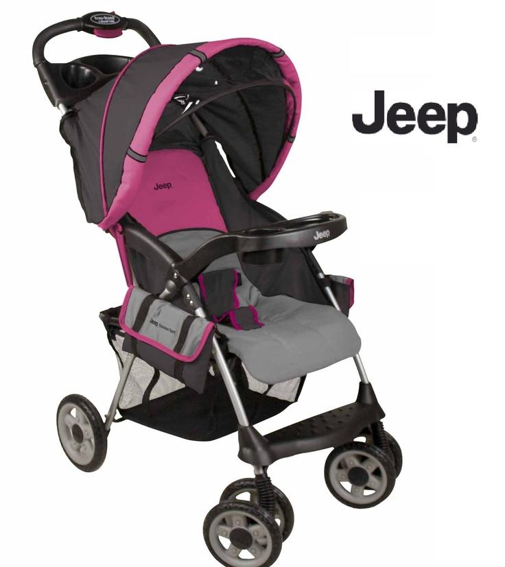 poussette bebe jeep