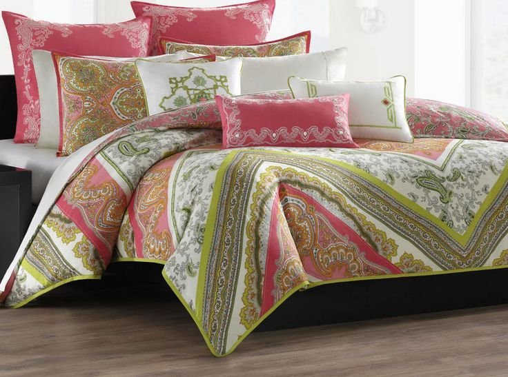 40 Best Images About Bedspreads Comforters On Pinterest Country Curtains Bed In A Bag And Duvet