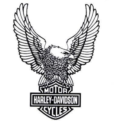 Harley Davidson Stencils