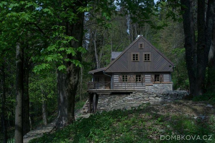 Rustikální domy - Inspirace