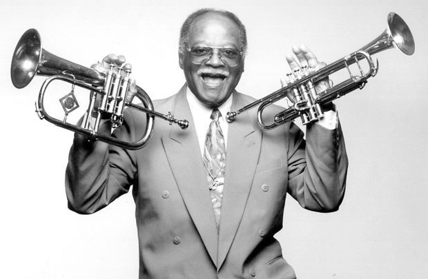 Clark Terry Jazz great and trumpet master Clark Terry, a St. Louis native, has died. He was 94....  R.I.P.