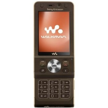 Sony Ericsson W910i (2008 to July 2009)