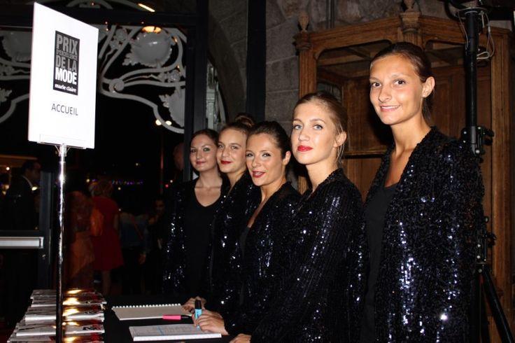 Prix D´Exellence de la Mode Marie Claire