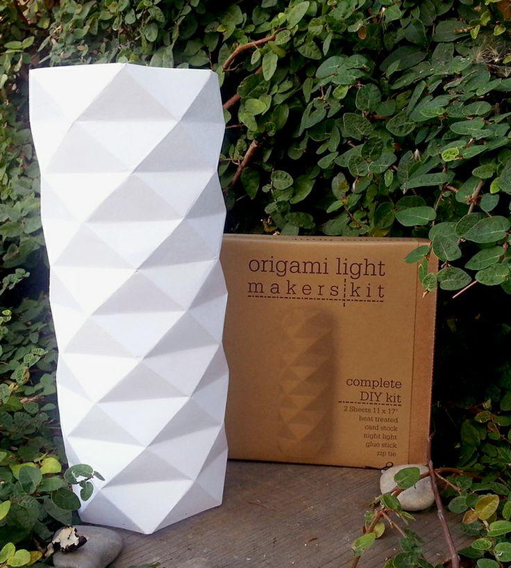 Origami Paper Light Kit