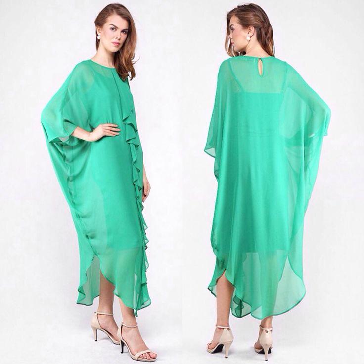 LAGUNA SYDNEY debut modest dressing EID 2016 capsule collection only on Fashion Valet online offline FvRaya2016 Sydney Australia Kuala Lumpur - tunic caftan dress