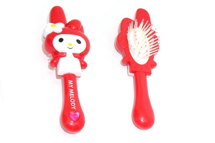 Sisir Anak Character My Melody Red Rp 40.000