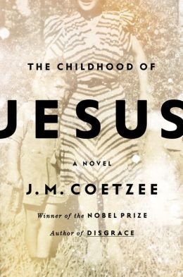 The Childhood of Jesus / J.M. Coetzee  I am so excited for this to come out. September 3rd!