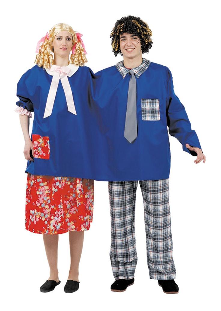 disfraz de siames para parejas