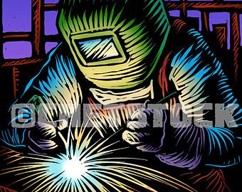 Welding Course by espacobemesta on Etsy
