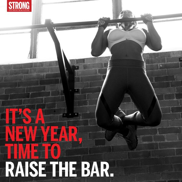 Raise the bar. #motivation #fitness #strongwomen