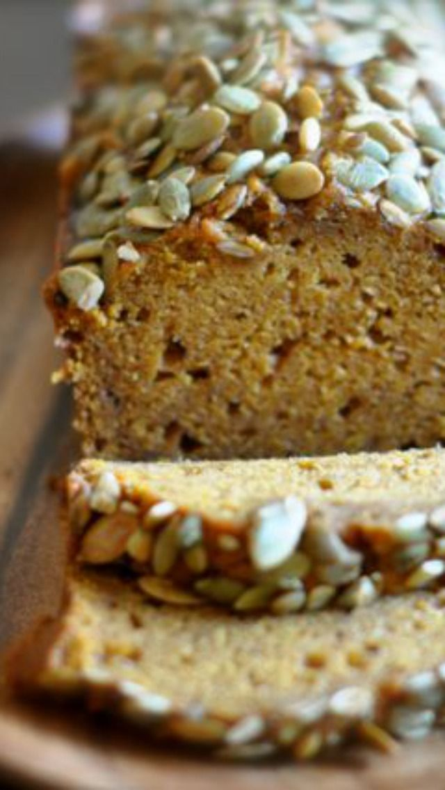 Make your own Starbucks Pumpkin Bread. this was really tasty and will make again-SK