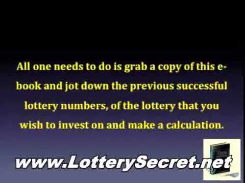 Do You Know Your Probability's Of Winning Lottery Numbers - http://LIFEWAYSVILLAGE.COM/lottery-lotto/do-you-know-your-probabilitys-of-winning-lottery-numbers/