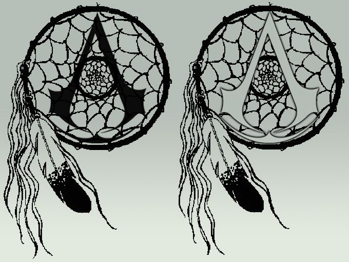 Assassin's Creed Tattoo Design by Rip-Stick-Racer on deviantART