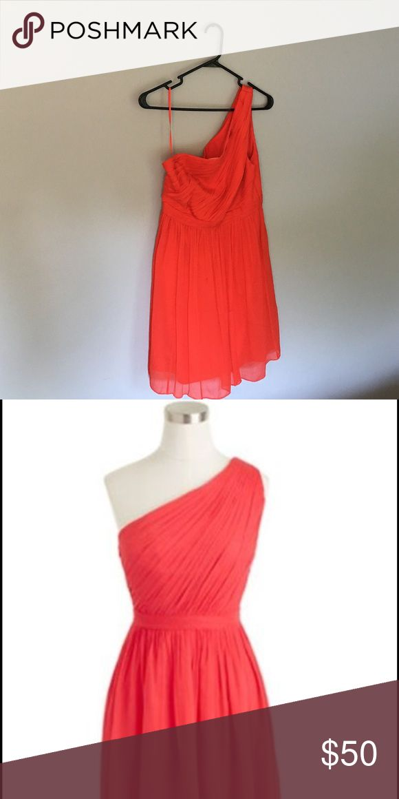 J Crew Poppy Bridesmaid Dress Lovely dress in great condition J. Crew Dresses Wedding