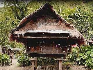 Philippine vernacular architecture for Terrace ng bahay
