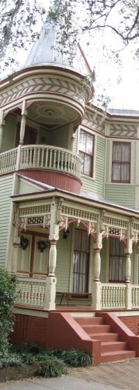 Beautiful Victorian Paint Color Schemes