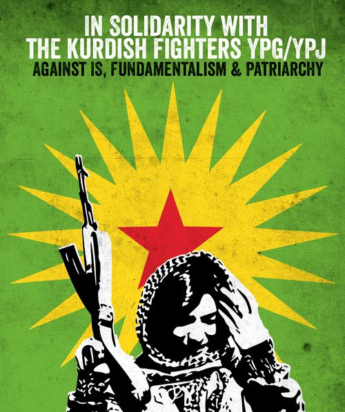 rojava revolution - Google Search