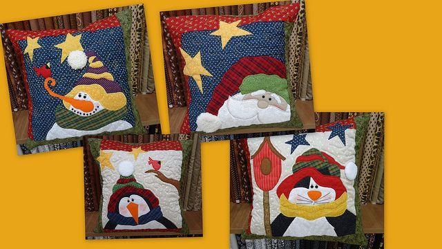 Almofadas Natal   Flickr – Compartilhamento de fotos!