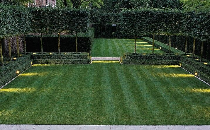 formal garden space