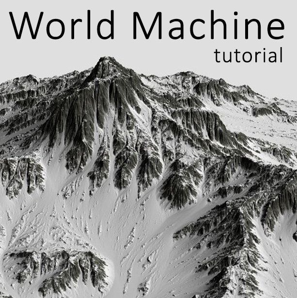 World Machine tutorial - Basic shapes, Iri Shinsoj on ArtStation at https://www.artstation.com/artwork/world-machine-tutorial-basic-shapes
