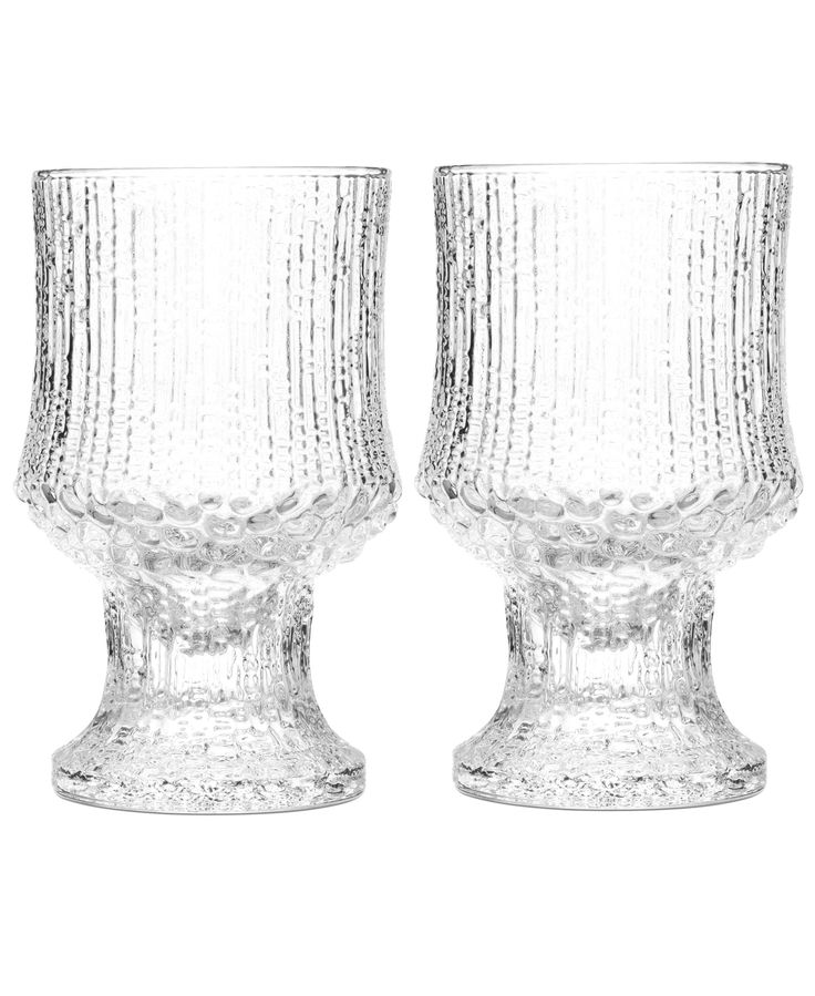Iittala Glassware, Set of 2 Ultima Thule Red Wine Glasses
