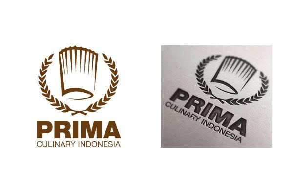 Participating logo contest on www.sribu.com - Prima Culinary Indonesia