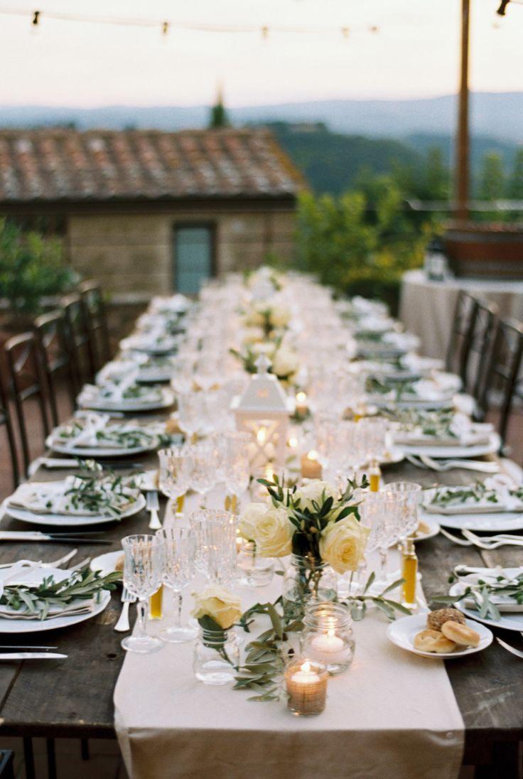 Photography: Katie Grant - www.katiegrantphoto.com Event Planning: Tuscan Dream - tuscandream.com/ Venue: Borgo Petrognano - www.borgopetrognano.com   Read More on SMP: http://www.stylemepretty.com/2015/11/18/classic-tuscan-villa-wedding/